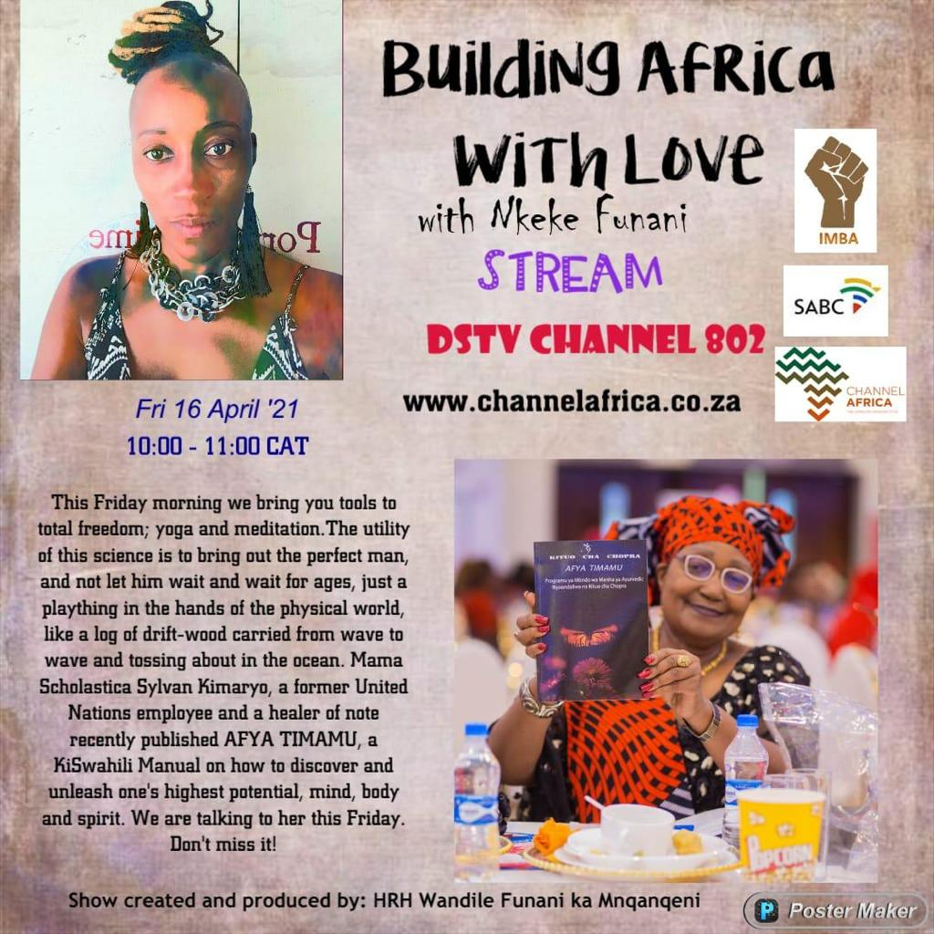 Building Africa With Love